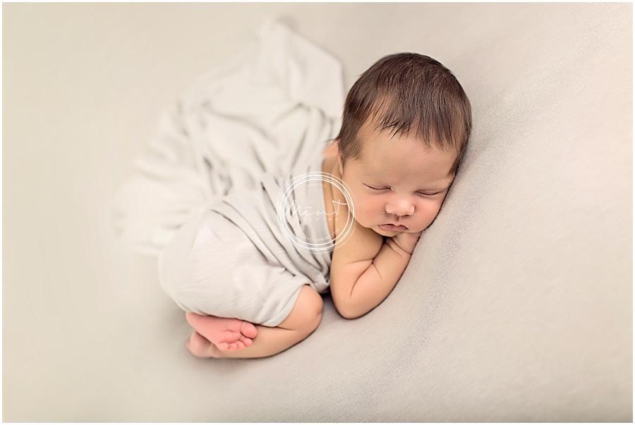 Savannah newborn twin photographer