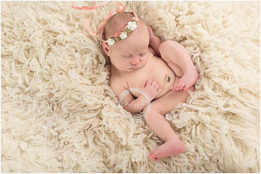 Savannah newborn photographer